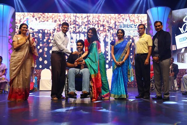 Mr. Jaskaran Singh - Cavinkare Ability Awards 2017 - Awardee