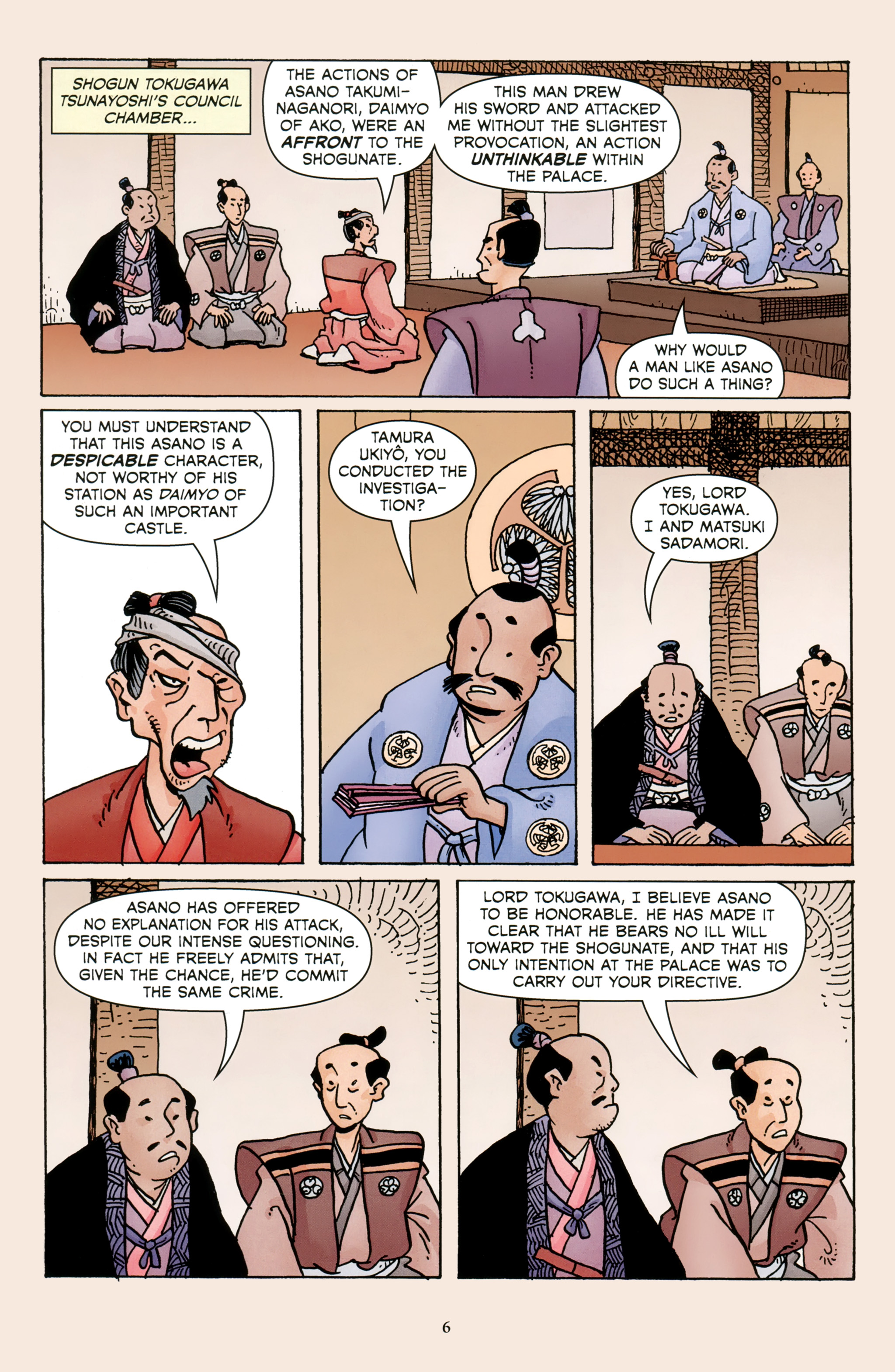 47 Ronin 2 Page 7