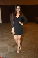 Kyra Dutta in black At Rogue Movie Audio Launch ~  058.JPG