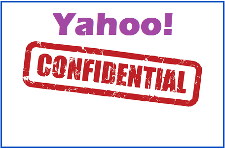 Yahoo! Confidential software
