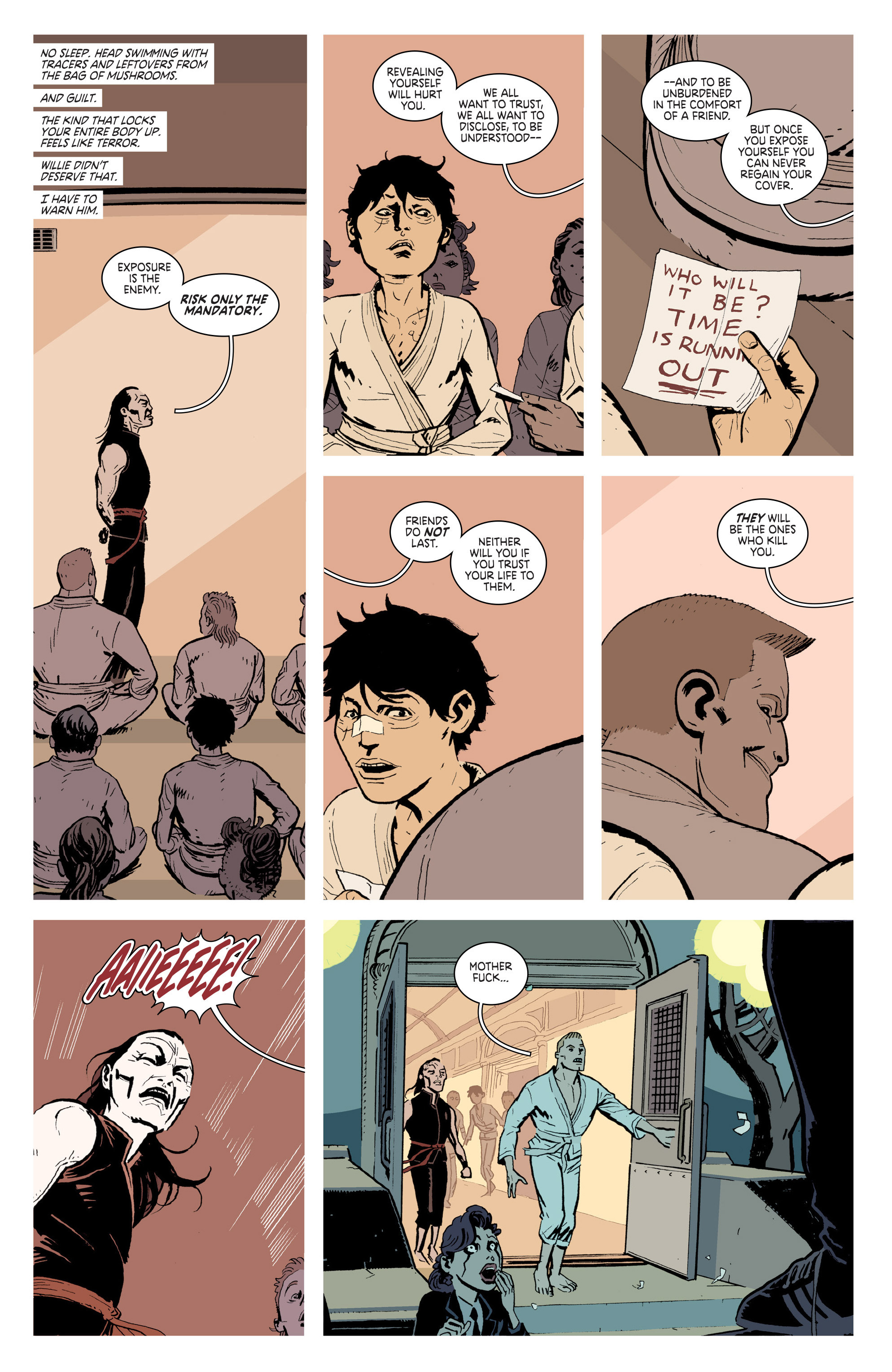 Read online Deadly Class comic -  Issue # _TPB 3 - 88
