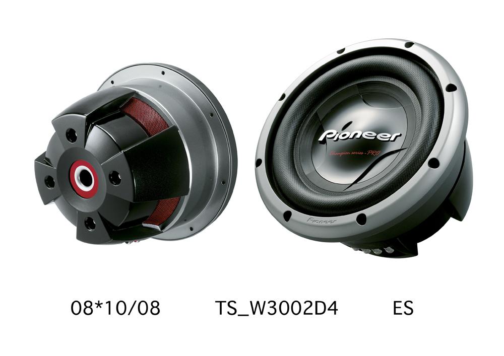 ec1fa71b80f ... ofrecemos las medidas recomendadas para Cajones Turbo (Car Audio  Boxes), de bajos (subwoofers). De los PIONEER TS-W3002D4 12