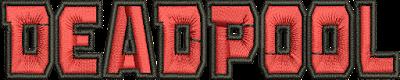 deadpool Embroidery