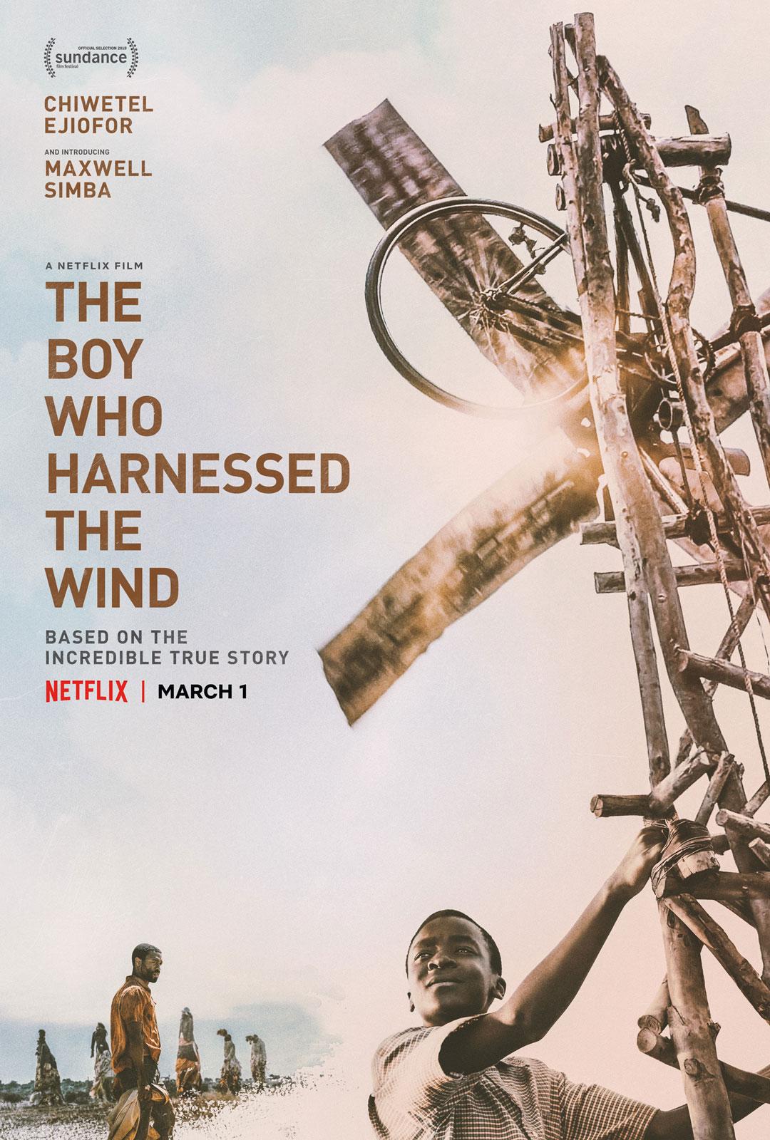 Resenha cinematográfica: O menino que descobriu o vento