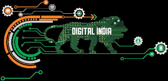 Digital India images