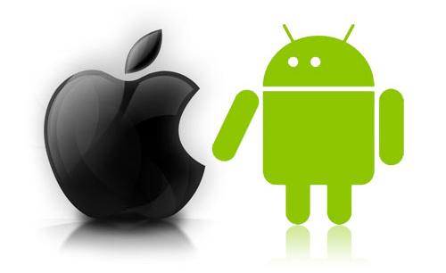 Los usuarios de Android gastan más que los de Apple