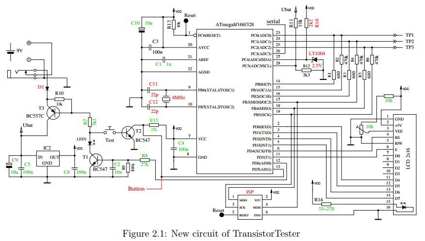 M1KTA's QRP Ham Radio Blog: Component Tester