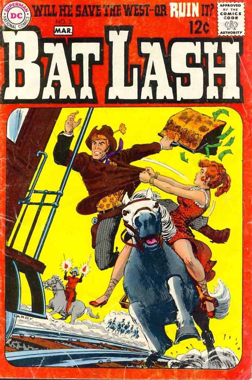 Bat Lash (1968) issue 3 - Page 1