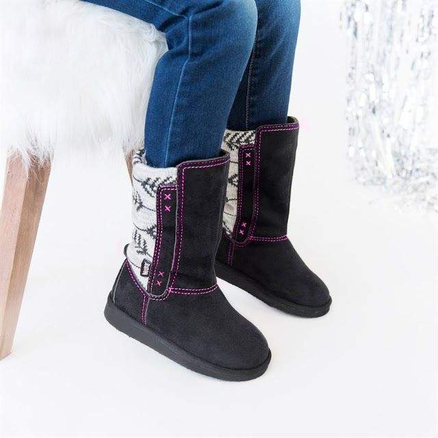 Jane: Girls' MUK LUK Boots only $18 (reg $48) + Free Shipping!