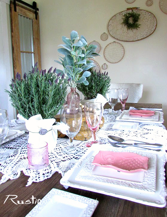 Tablecape Ideas for Entertaining.