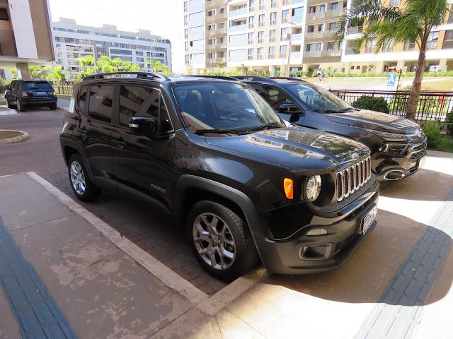 Jeep Renegade 2016 Flex Longitude Automático