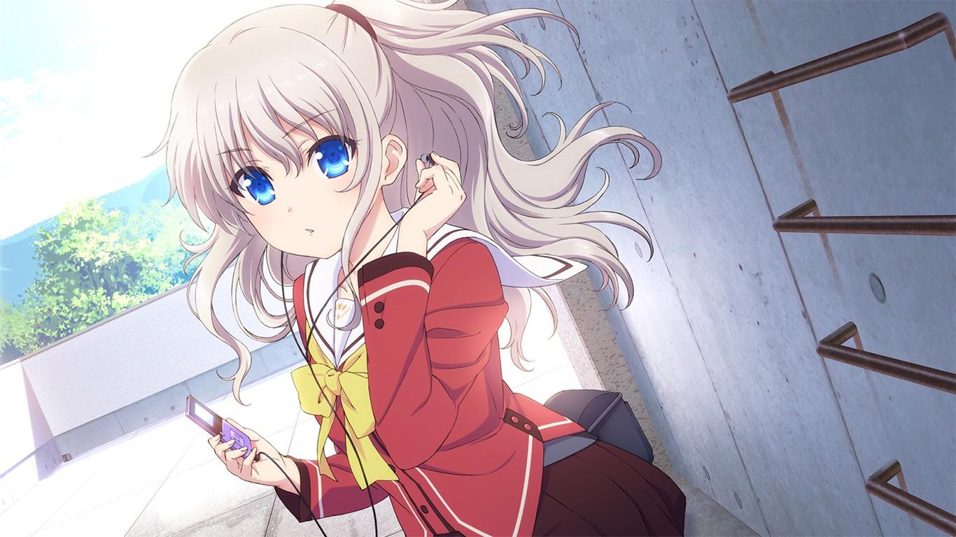 Anime Action Terbaik Charllote Nao Tomori