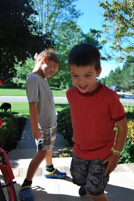 Little Boys Niki Flex Experience Size  Shoes