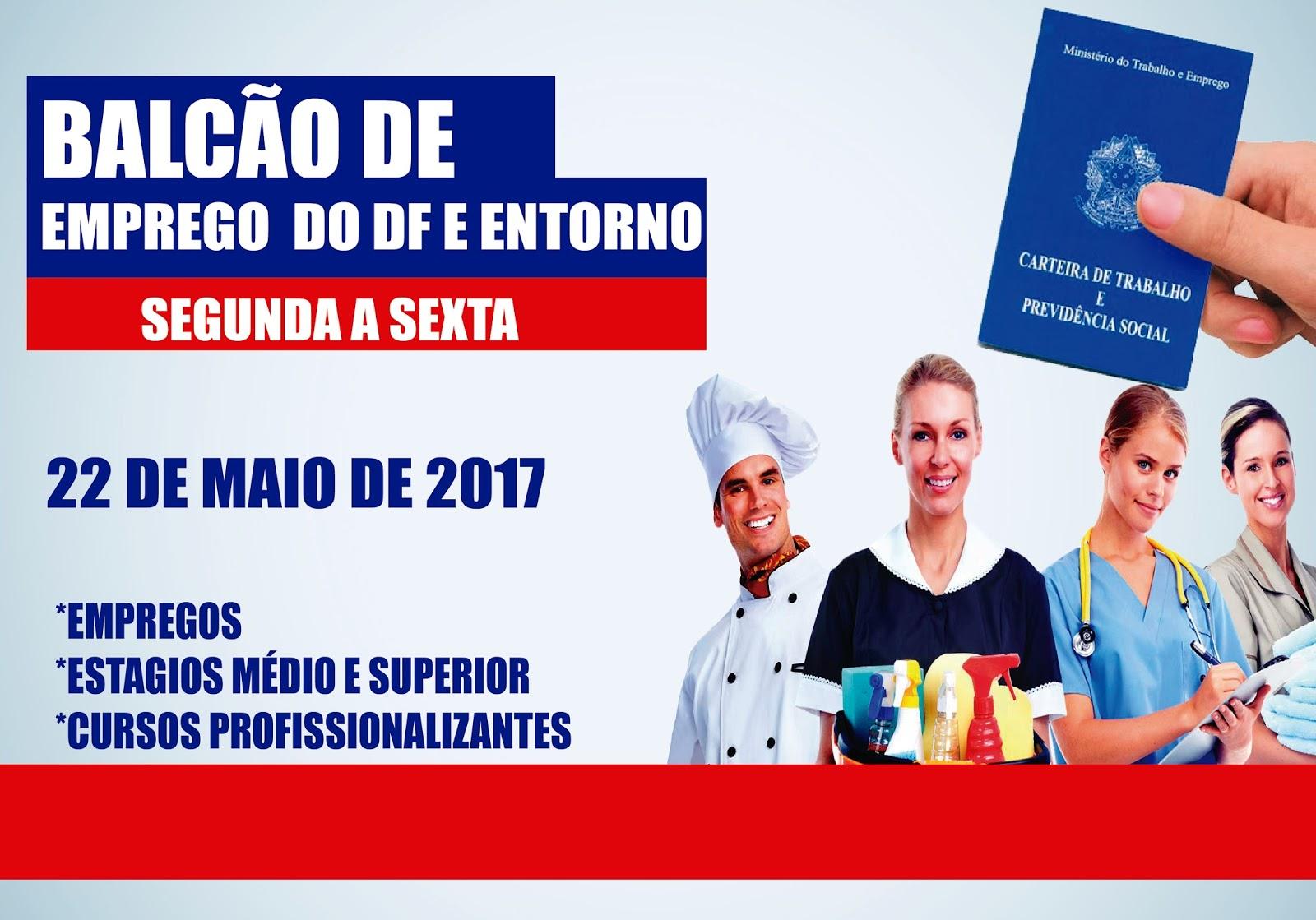 Balc O Do Emprego 22 05 2017 Samambaia Em Pauta