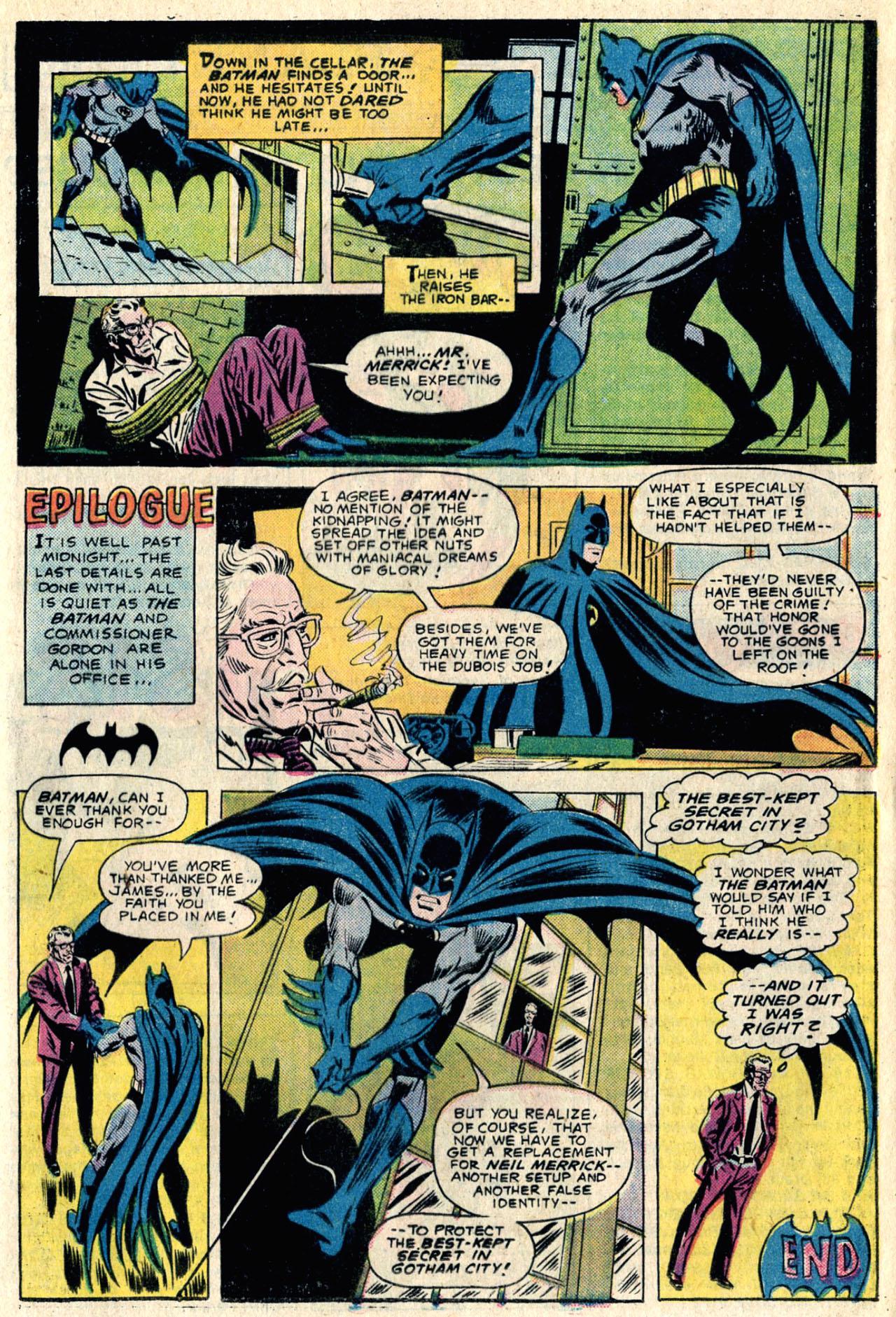 Detective Comics (1937) 465 Page 19