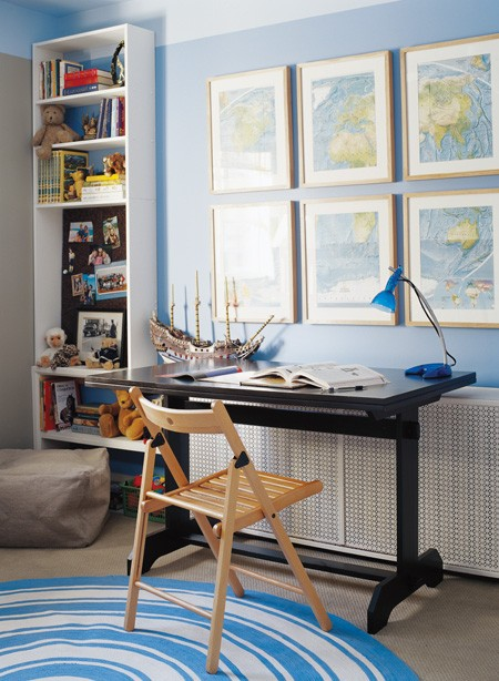 Decent Study Rooms: Organizing School Supplies & Study Spaces