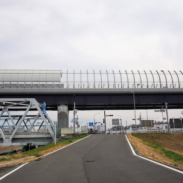 江戸川 松戸 東京外環自動車道