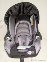 1 BabyElle Baby Car Seat and Baby Carrier