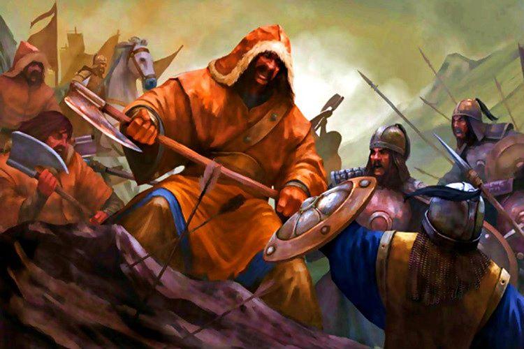 Moğol ordusu Celaleddin Harzemşah'ın kardeşleri Uzlak Şah ve Ak Şah'ı öldürdü.