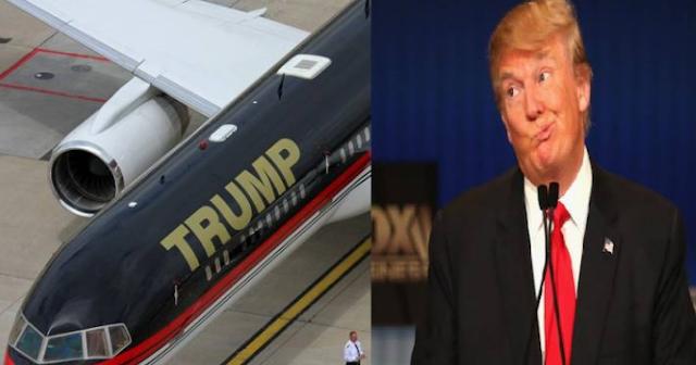 تعرّفوا على طائرة 'ترامب' الأكثر رفاهية في العالم.. ماذا عن ثمنها؟! شاهدوا الطائرة من الداخل ..!