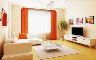 Minimalist Living Room Interior