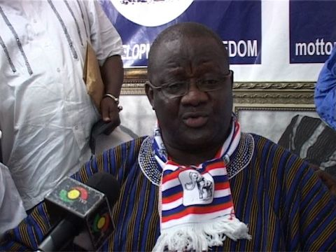 I met Gh¢89 in NPP's account – Afoko