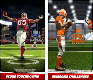 Flick Quarterback v 2.3 MOD Apk [Unlimited Money]