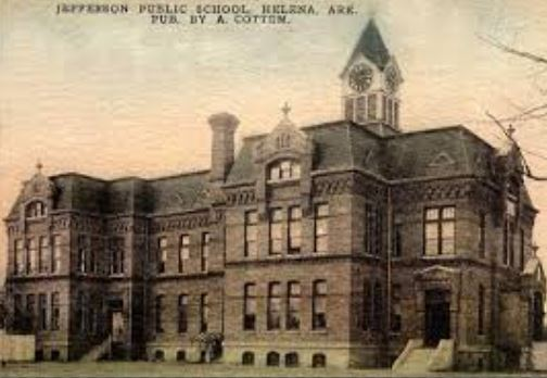 Jefferson School in Helena
