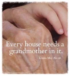 Redefining Grandma
