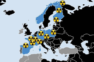 Large Nuclear Radiation Spike Detected In Many European Countries
