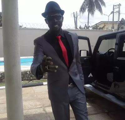 Comedian, Maleke Idowu  Moye