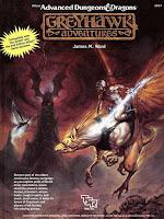 Greyhawk Adventures