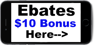 Get $10 ebates bonus here! Learn how to make money with ebates!