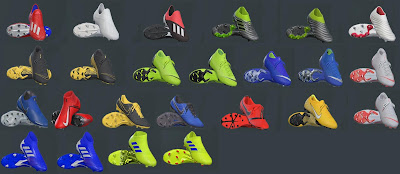 PES 2019 Adidas & Nike Bootpack 2019 by AdioszPL
