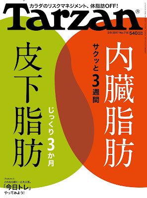 Tarzan (ターザン) Vol.713 raw zip dl