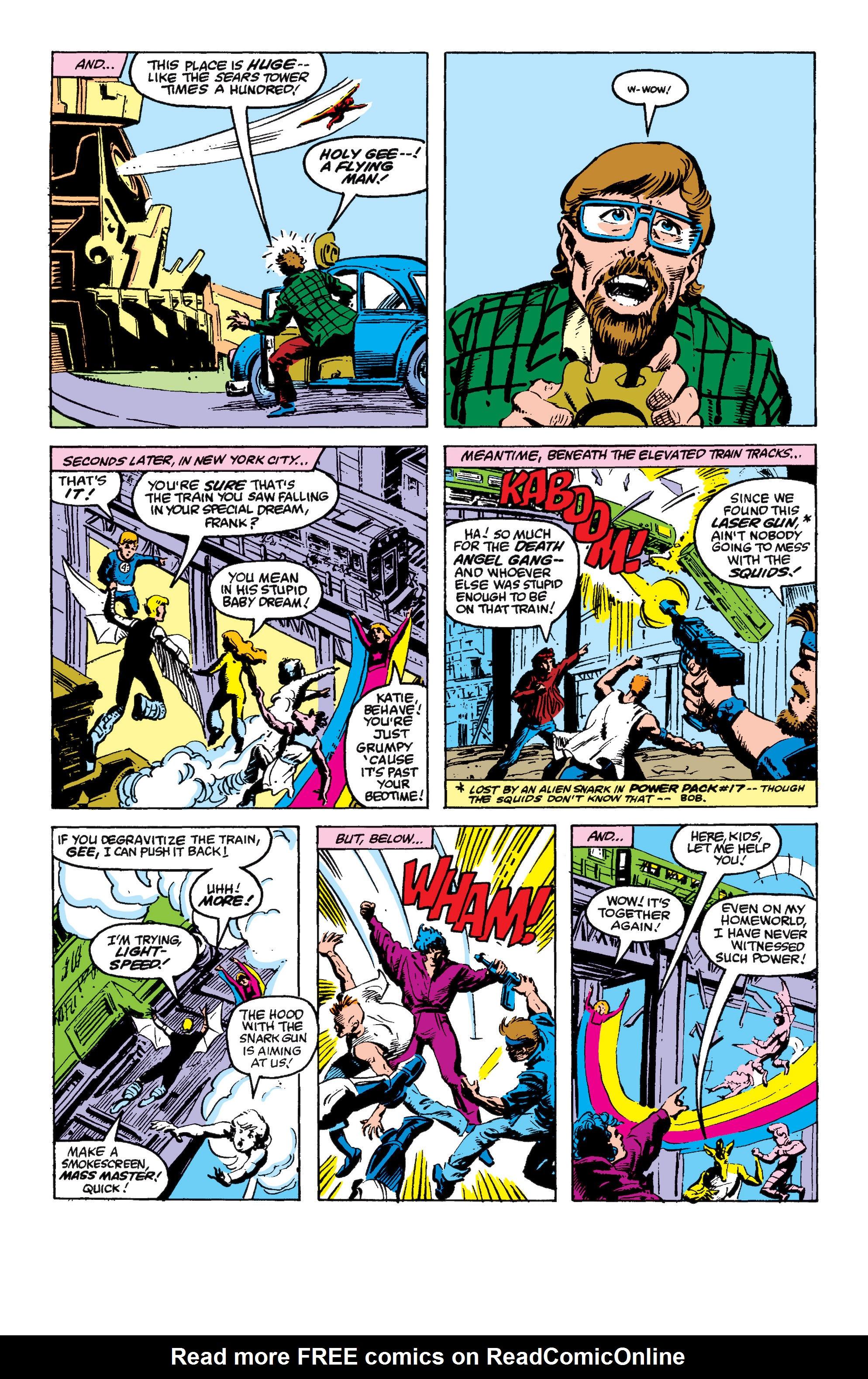 Read online Secret Wars II comic -  Issue #6 - 5