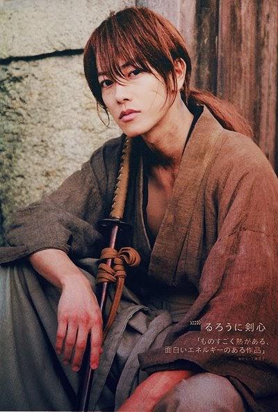 GeekMatic!: Rurouni Kenshin 2nd Trailer arrives online