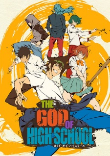 Ver online descargar The God of High School Episodio 4 Sub Español