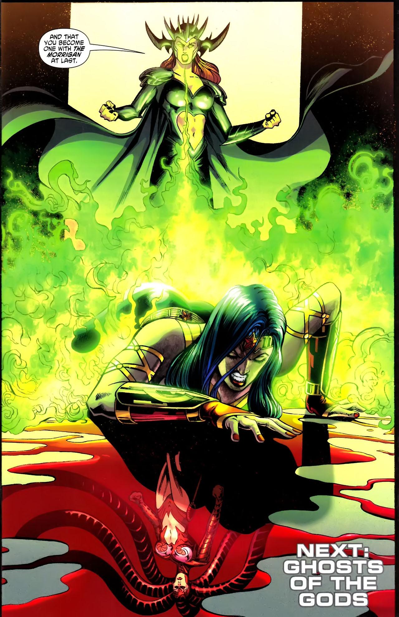 Read online Wonder Woman (2006) comic -  Issue #611 - 21