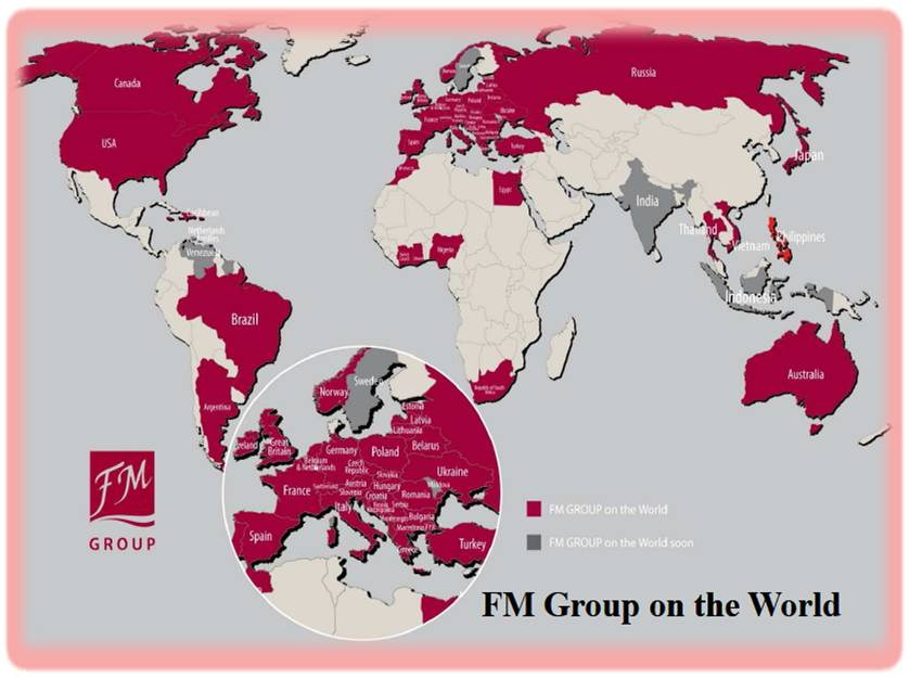 Fragrance World Of Fm A Time Of Luxury On The World