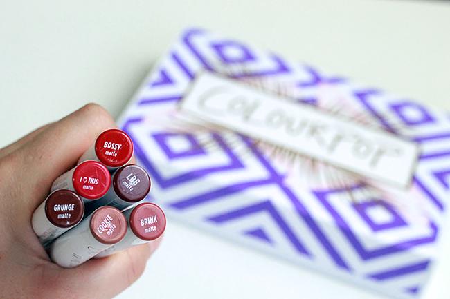 ColourPop Staycation: Best of Lippie Stix Collection
