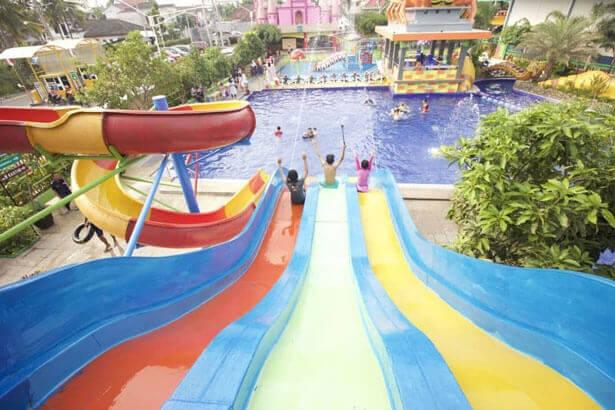 Kolam Renang di Bandar Lampung