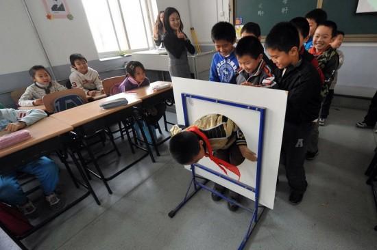 teacher naked photos kids sex education primary school China | Daily Star