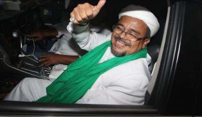 Polda Metro; Habib Rizieq Tak Kebal Hukum