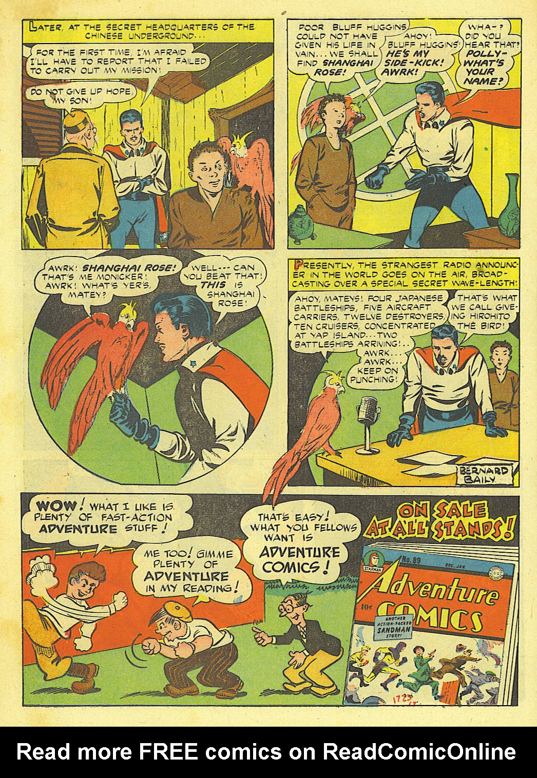 Read online Action Comics (1938) comic -  Issue #67 - 46
