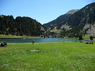Lago de la Vall de Núria