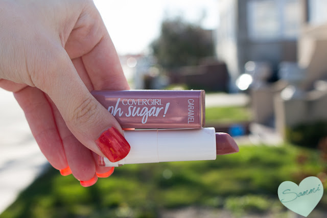 COVERGIRL Colorlicious Oh Sugar Lip Balm in Caramel ($8.99 | .1oz) March Favorites