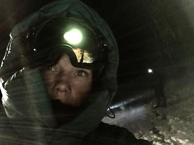 Janiina Ojanen Elbrusilla
