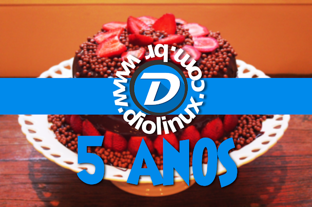 Diolinux 5 Anos