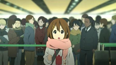 K-ON! movie info ventas japon